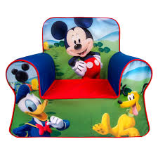 Mickey Mouse Furniture by Spin Master Marshmallow Furniture Marshmallow Comfy Chair Mickey