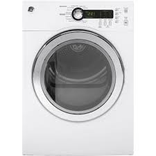 Cloth Dryer Ge 4 0 Cu Ft Electric Compact Dryer In White Dcvh480ekww The
