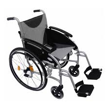 z tec lightweight folding aluminium self propelled wheelchair