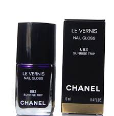 chanel sunrise trip le vernis nail polish spring 2016 chicscience