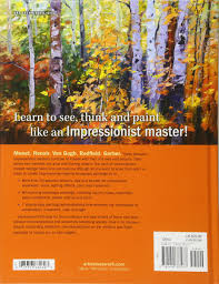 100 color and paint impressionist painting for the
