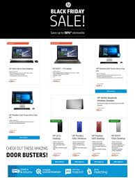 hp black friday deals hp u0027s full black friday ad posted huge savings on windows 10