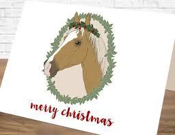 printable horse christmas cards 13 best printable christmas cards images on pinterest printable