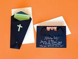 bloggin u0027 adorable diy halloween invitation ideas u0026 treats
