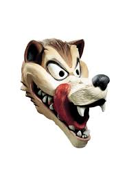 wolf mask hungry wolf mask