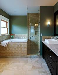 seattle japanese soaking tubs bathroom traditional with tiled