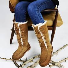 ugg s anais shoes chestnut these boots are just uggs winteriscoming cozy luxury