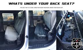 Dodge Gun Vaults Pts Under Seat Storage