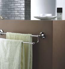 Bathroom Towel Hanging Ideas Bathroom Towel Holder Ideas Home Design Ideas