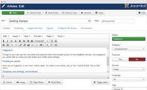 Articles Joomla Article Tutorials Joomla Templates And Extensions Provider