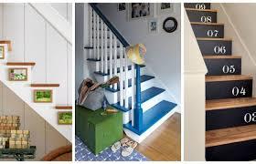 staircase wall decor ideas creative of ideas to decorate staircase wall decorating for projects