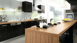 cuisine noir et cuisine noir et blanc et bois utoo me
