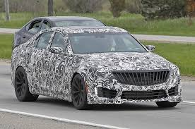 turbo cadillac cts v 2016 cadillac cts v spied might get turbo v8 autoevolution