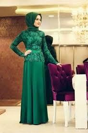 model baju kebaya muslim 25 model kebaya muslim pesta simpel dan elegan modern terbaru