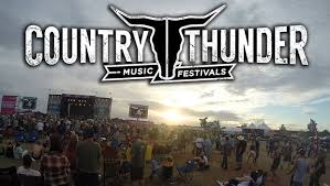 day one of country thunder az cowboy lifestyle network