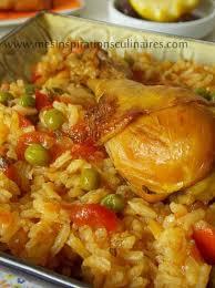 blogs cuisine facile riz au poulet cuisine algerienne recette plat algérien du