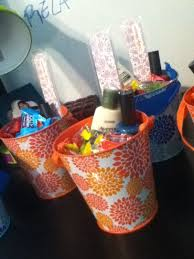 cute party favors for teens each bucket is less than 7 cute