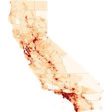 california map population density command line cartography part 1 mike bostock medium