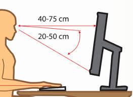 posture bureau ergonomie la posture parfaite dans un bureau idéal