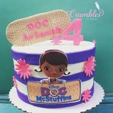 dr mcstuffin cake cakes