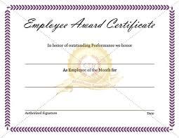 employee award certificate templates free hitecauto us