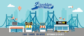 brooklyn comes alive announces 100 artists for 2017
