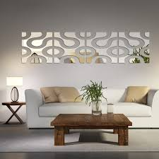 Hot New Large Acrylic Wall Sticker D Stickers Home Decor - Home decor wall art stickers