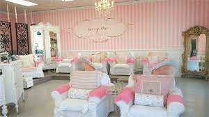 The Themes The Thing Savvy Chic Nail Cottage Chic Nails - Nail salon interior design ideas