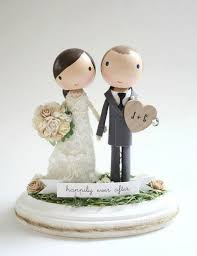 custom wedding cake toppers and groom best 25 wedding cake figurines ideas on golf cake