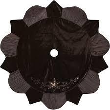 brown tree skirt buy time white velvet dot tree skirt in cheap price on