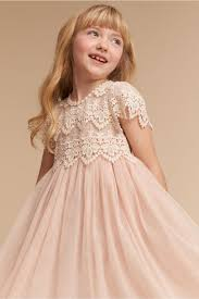 flower girl dresses kala dress ivory beige in bridal party bhldn