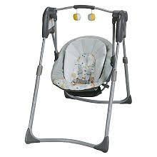 Comfort Harmony Swing Batteries Comfort U0026 Harmony 60194 Cozy Brown Kingdom Portable Swing Babies
