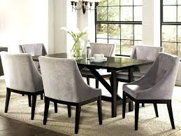 Upholstered Dining Room Chairs With Arms Padded Dining Room Chairs Wonderful Modern Upholstered Dining Room