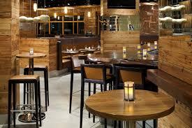modern restaurant tables 15681