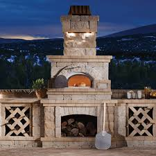 harmony stone brick oven copy outdoor fireplace pinterest