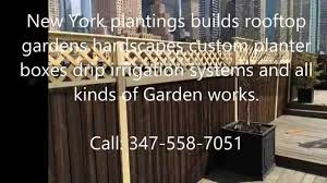 lattice top privacy screen for this rooftop garden youtube