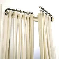 Wooden Curtain Rods Walmart Curtain Rods Walmart Drill Less Curtain Rod No Drill Curtains No