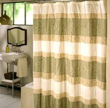 Green And Brown Shower Curtains Curtain Curtain Green And Brown Shower Curtains Design Lime