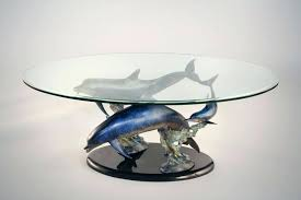 dolphin table with glass top dolphin table dolphins coffee table dolphin coffee table with glass