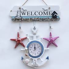 Nautical Home Decorations Online Get Cheap Hanging Alarm Clock Aliexpress Com Alibaba Group
