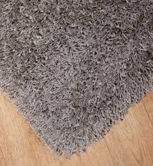 Shaggy Grey Rug Rug Zone Envy Shaggy Rugs In Grey