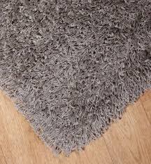 long shag rug rug zone envy shaggy rugs in grey