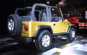 jeep wrangler convertible 2006 jeep wrangler information and photos zombiedrive