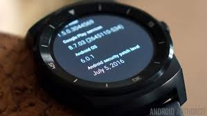 android wear android wear gets new update includes july security patch