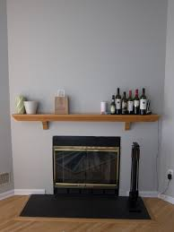 fireplace makeover hello aerie