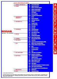 2005 nissan x trail t30 series service repair manual pdf free