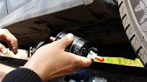 jak wymienić filtr paliwa opel astra g poradnik pl youtube