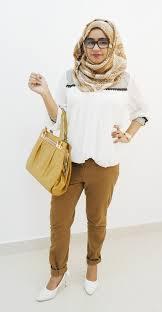 five modest office wear looks