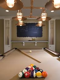 pool table room built in u0027s to hold sticks ledge for drinks etc