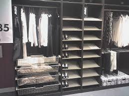 Ikea Closet Shelves Simple Closet Organizers Ikea Ideas U2014 Bitdigest Design